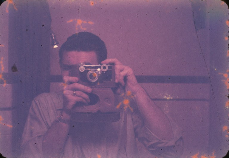Dad-mirrorselfie