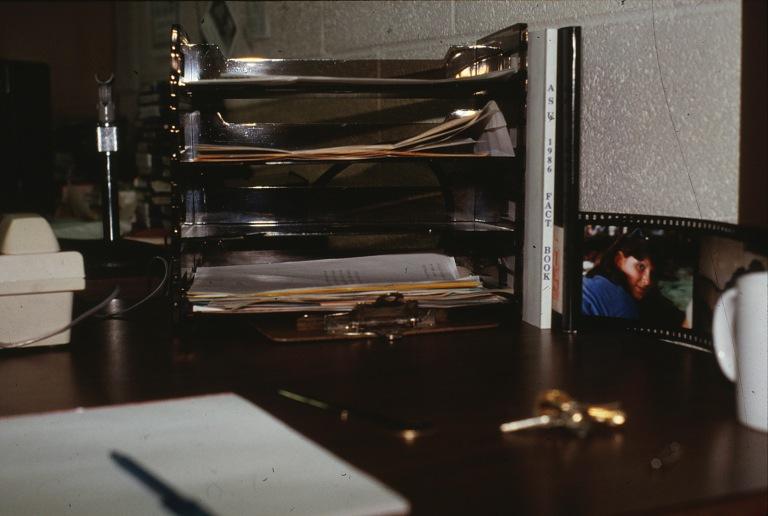 Desk WASU