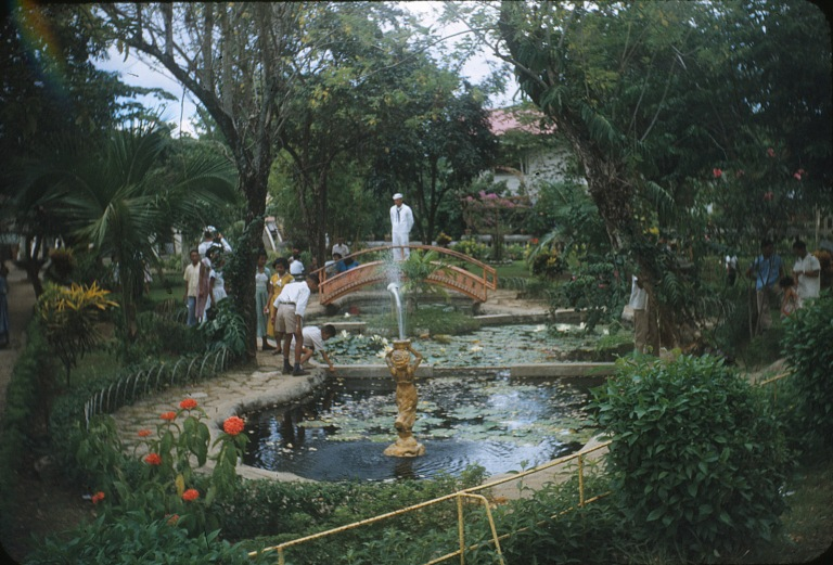 Gardens in Phillipines