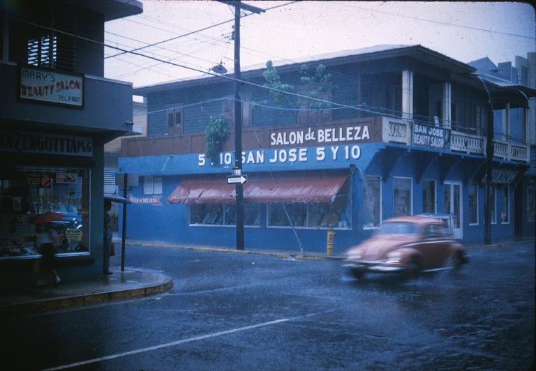 Rain San Juan