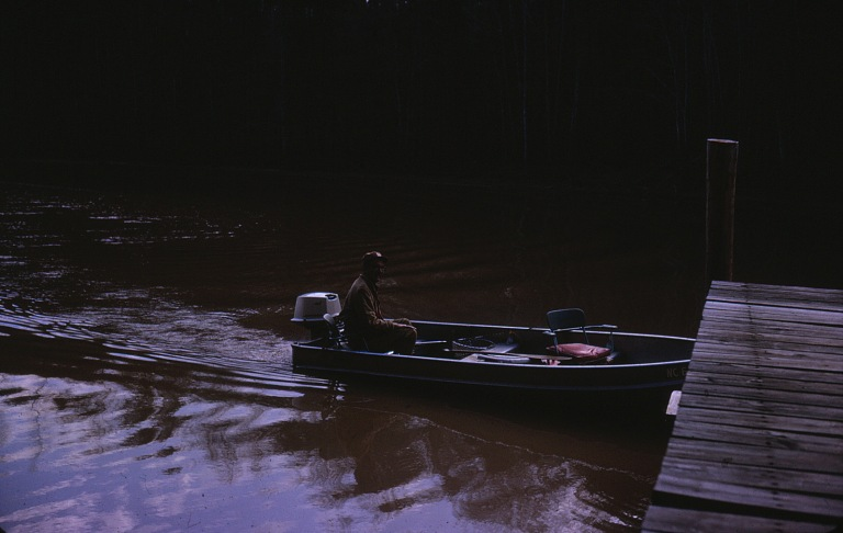 BoatPierRiver